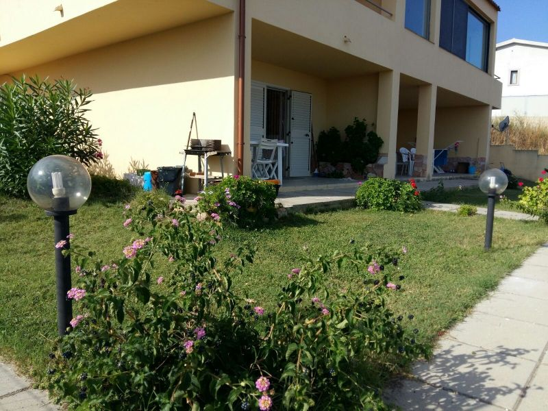 Giardino Affitto Appartamento 19185 Isola Rossa