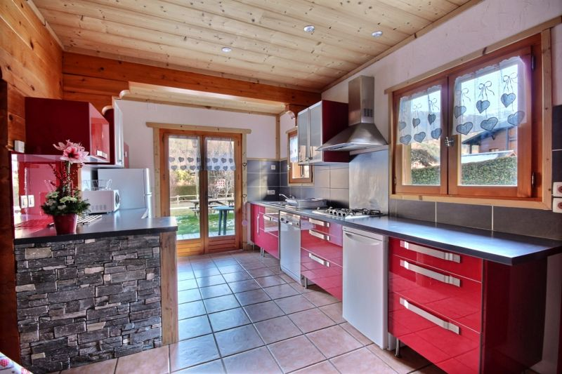 Cucina all'americana Affitto Chalet 1962 Morzine