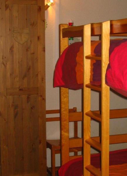 Zona notte aperta Affitto Appartamento 2023 Notre Dame de Bellecombe
