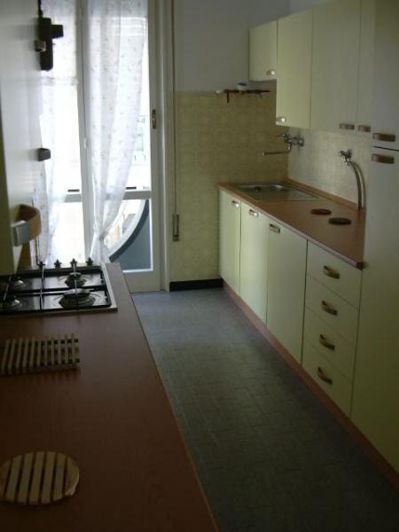 Cucina separata Affitto Appartamento 20299 Chiavari