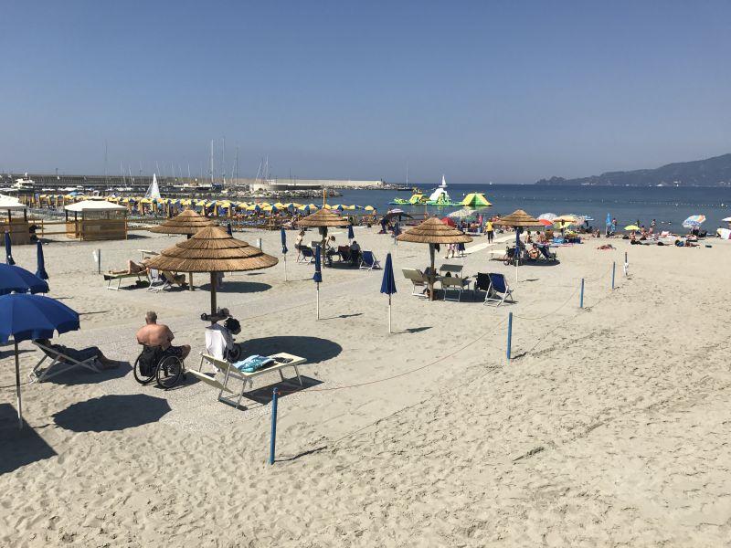 Spiaggia Affitto Appartamento 20299 Chiavari