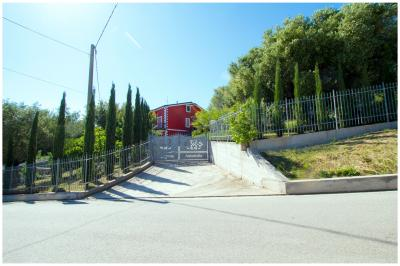 Vista esterna della casa vacanze Affitto Villa  20490 Ascea