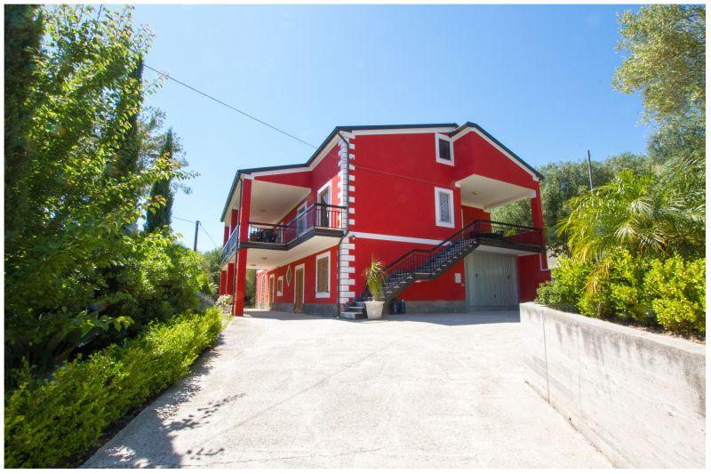 Vista dalla casa vacanze Affitto Villa  20490 Ascea