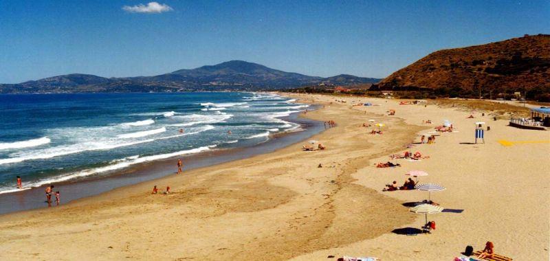 Spiaggia Affitto Villa  20490 Ascea