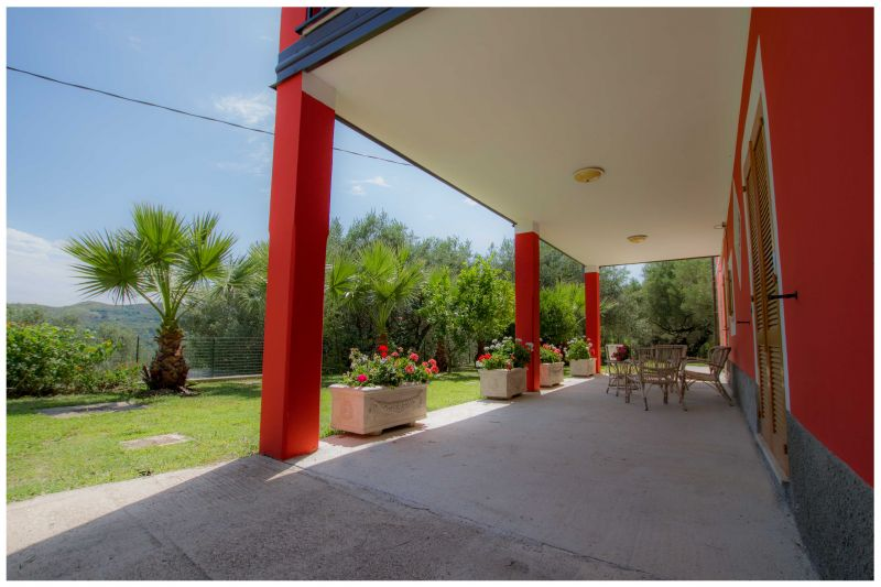 Giardino Affitto Villa  20490 Ascea