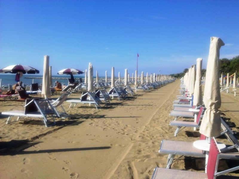 Spiaggia Affitto Appartamento 20841 Caorle