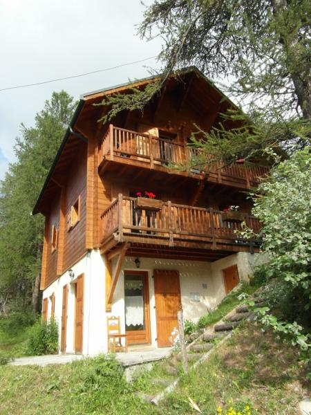 Vista esterna della casa vacanze Affitto Chalet 2091 Les Orres