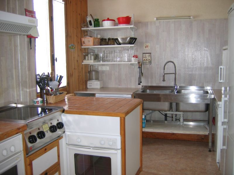 Cucina separata Affitto Chalet 2148 La Plagne