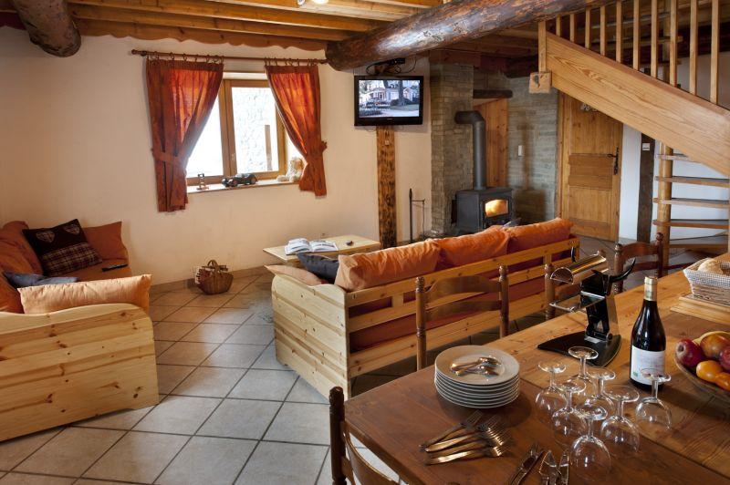 Pianta casa vacanze Affitto Chalet 2163 La Plagne