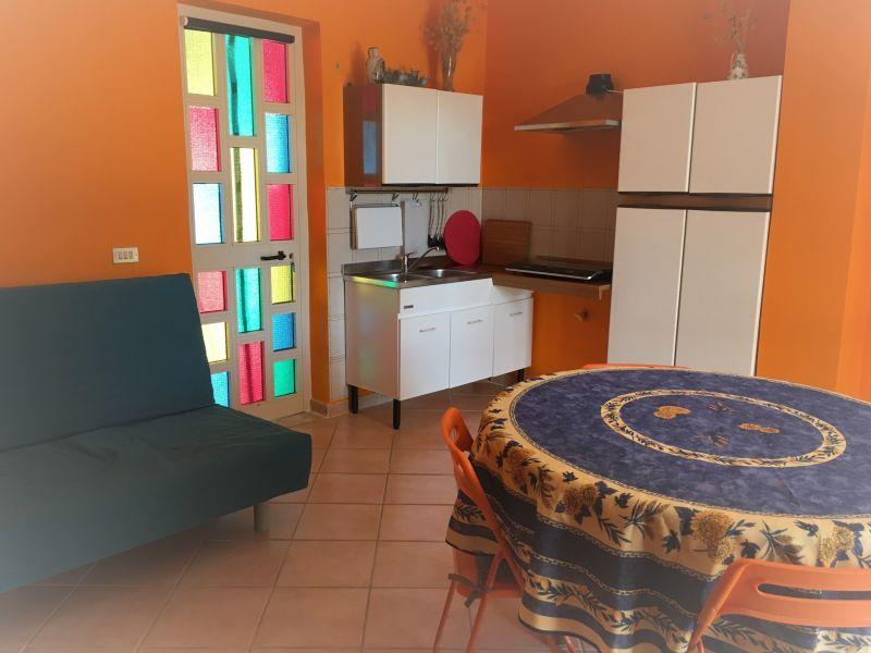 Soggiorno Affitto Appartamento 21885 Marina di Camerota