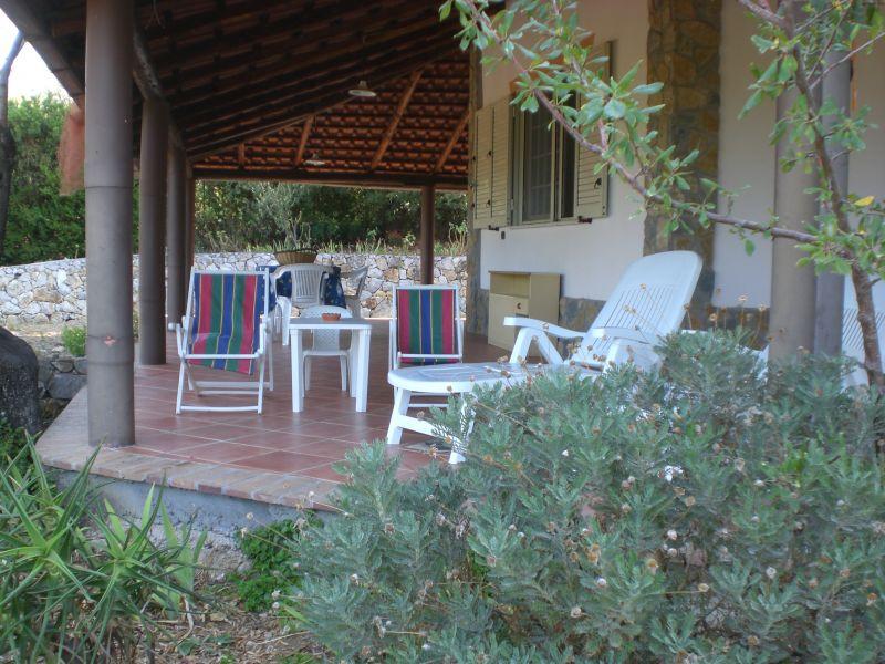 Veranda Affitto Appartamento 21885 Marina di Camerota