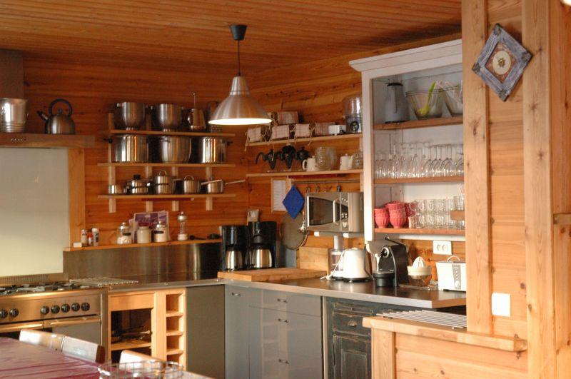Cucina all'americana Affitto Chalet 2248 La Plagne