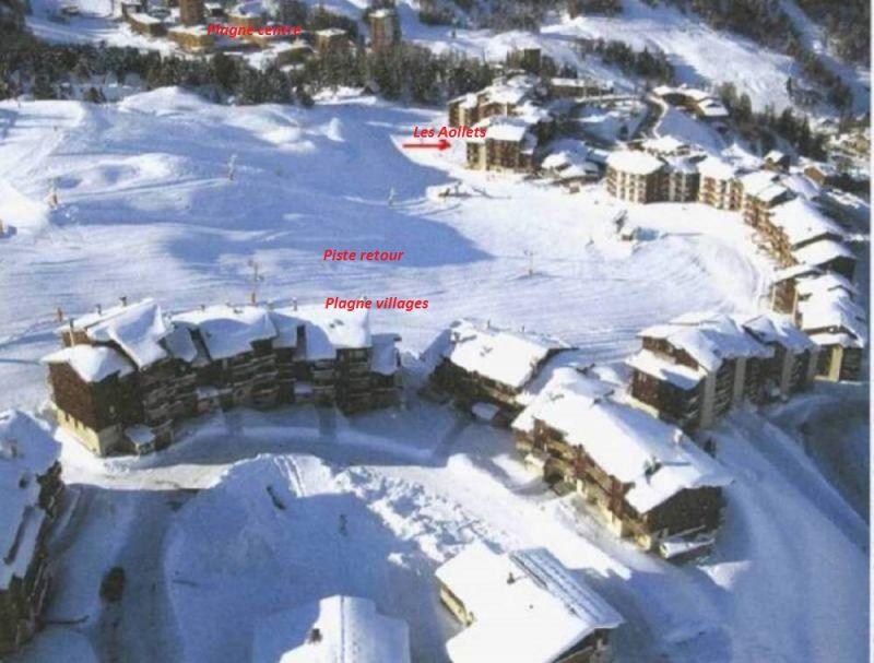 Altra vista Affitto Appartamento 2251 La Plagne