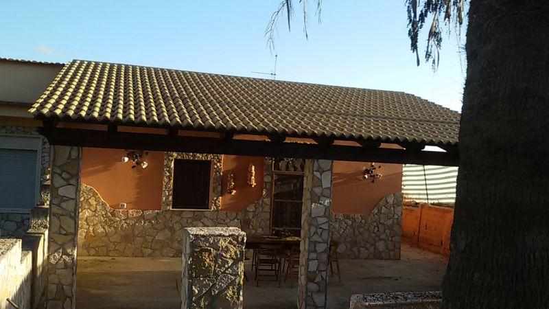 Vista esterna della casa vacanze Affitto Appartamento 22786 Ribera