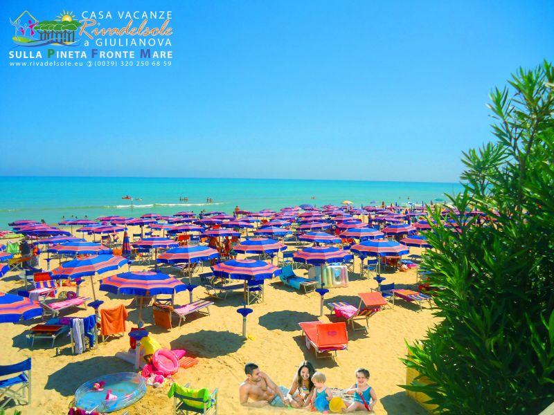 Spiaggia Affitto Appartamento 23634 Giulianova