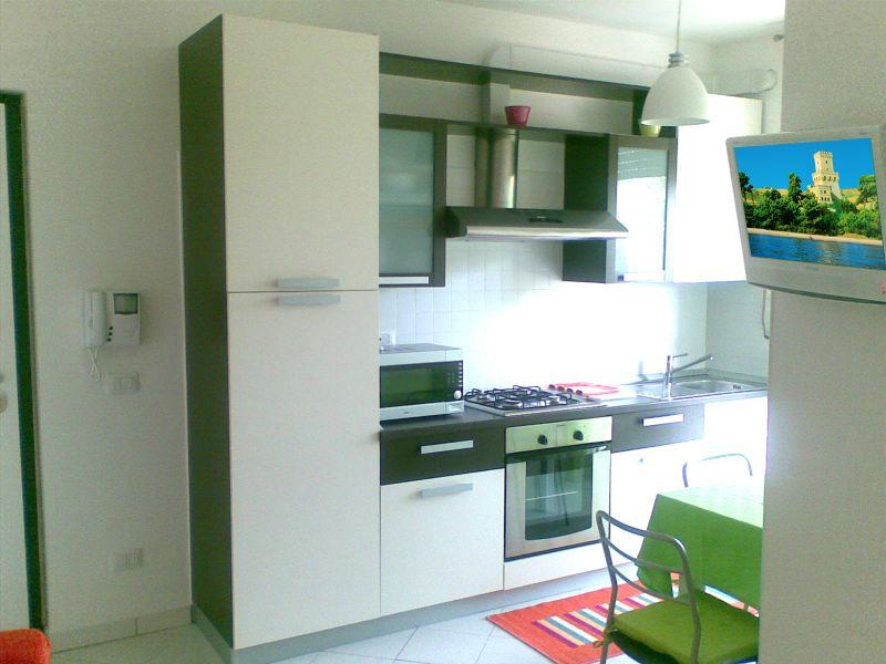 Cucina all'americana Affitto Appartamento 23634 Giulianova