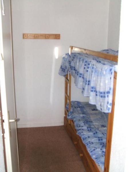 Zona notte aperta Affitto Monolocale 2464 La Rosière 1850