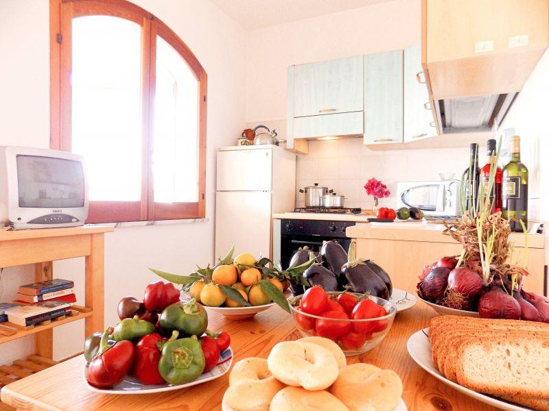 Cucina separata Affitto Appartamento 24768 Capo Vaticano