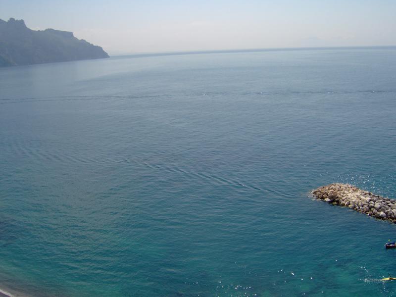 Vista dalla casa vacanze Affitto Casa 24852 Amalfi