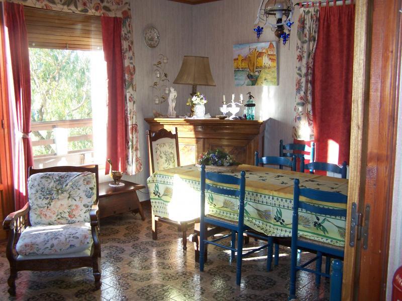 Sala da pranzo Affitto Chalet 2488 Réallon
