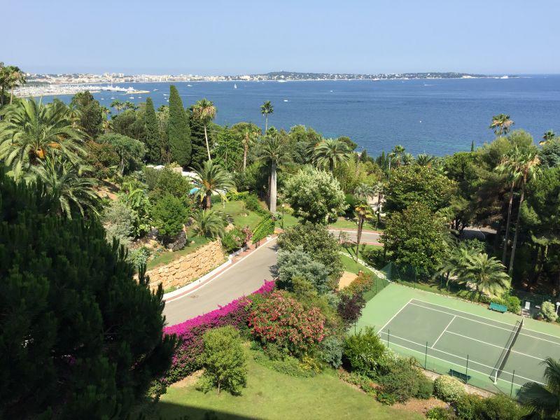 Vista dal terrazzo Affitto Appartamento 24962 Cannes