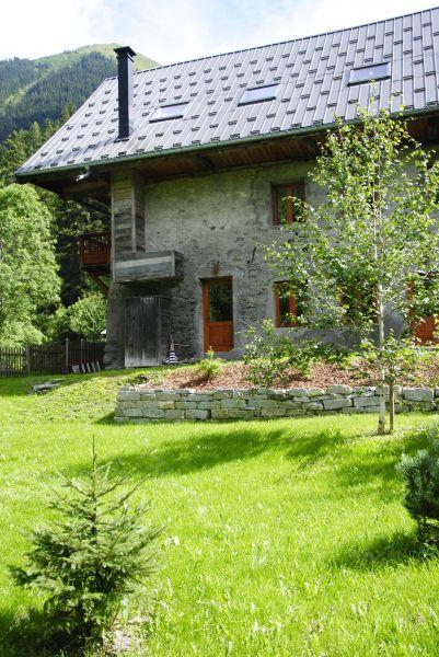 Giardino Affitto Chalet 2501 Saint Jean d'Arves
