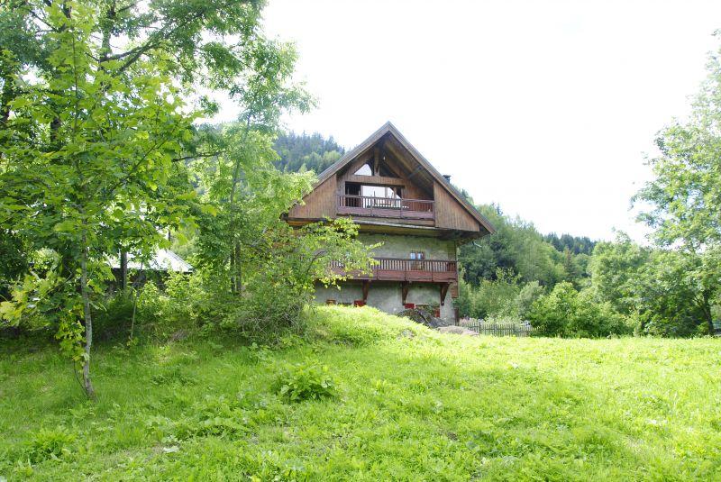Vista esterna della casa vacanze Affitto Chalet 2501 Saint Jean d'Arves
