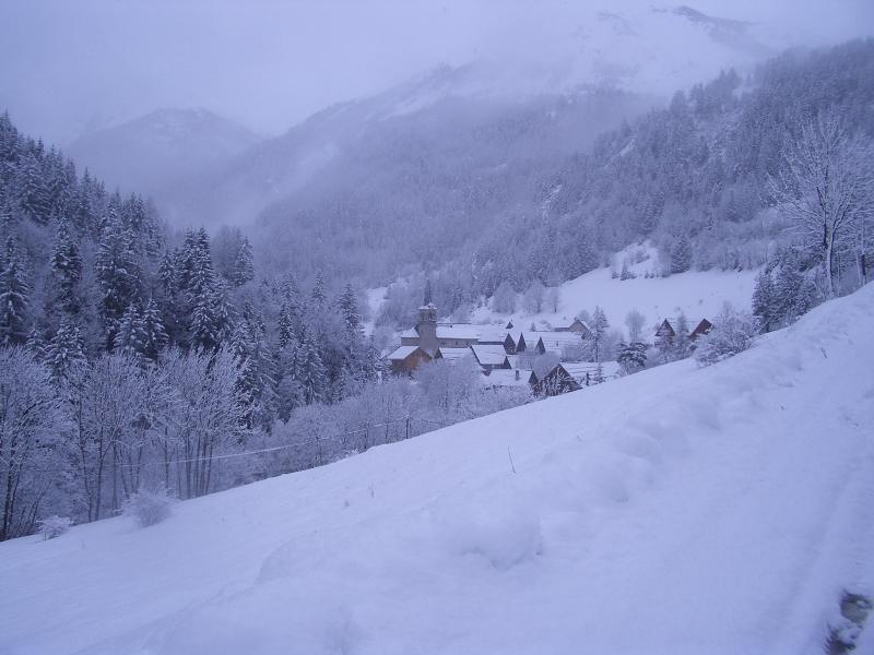 Vista nelle vicinanze Affitto Chalet 2501 Saint Jean d'Arves