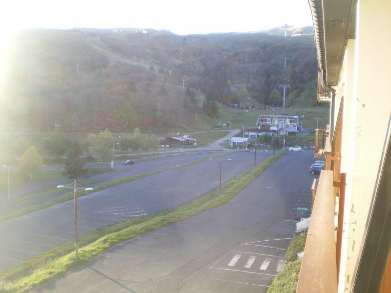Vista dalla casa vacanze Affitto Monolocale 26162 Besse - Super Besse