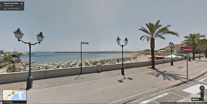 Spiaggia Affitto Appartamento 26342 Sanremo