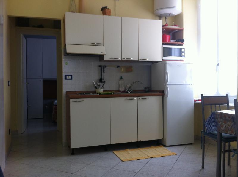 Angolo cottura Affitto Appartamento 26342 Sanremo