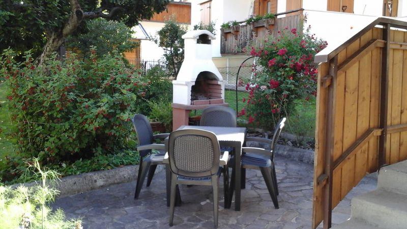 Barbecue Affitto Appartamento 26458 Cortina d'Ampezzo