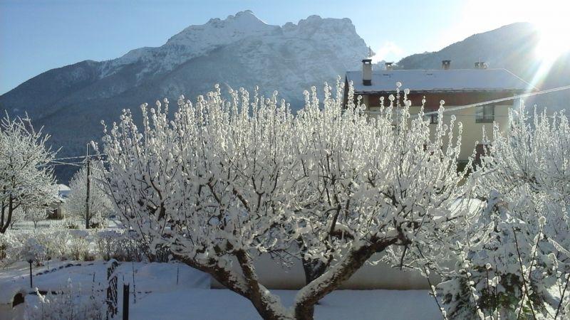 Vista dalla casa vacanze Affitto Appartamento 26458 Cortina d'Ampezzo
