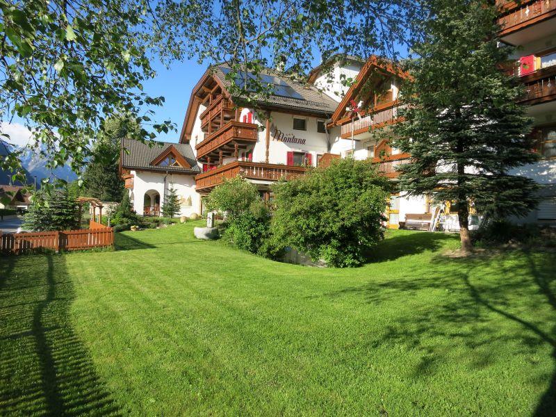 Vista esterna della casa vacanze Affitto Appartamento 26535 Kronplatz  - Plan de Corones