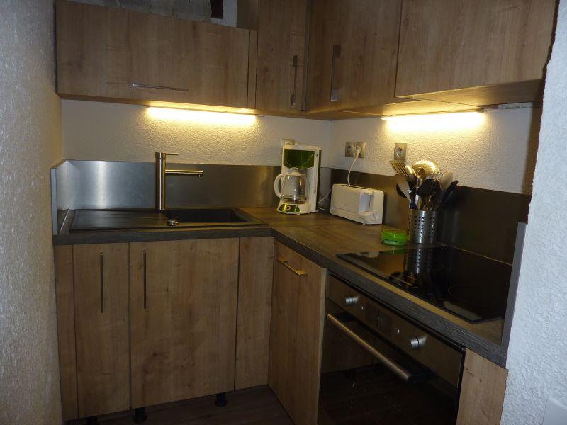 Cucina separata Affitto Appartamento 26719 Pra Loup