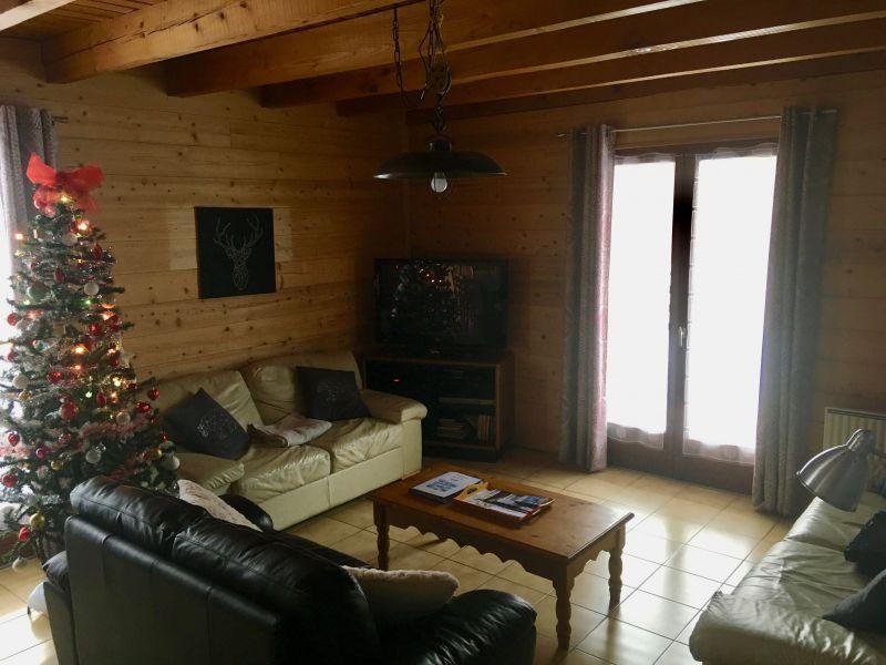 Salotto Affitto Chalet 2686 Saint Sorlin d'Arves