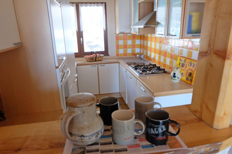 Cucina separata Affitto Chalet 2686 Saint Sorlin d'Arves