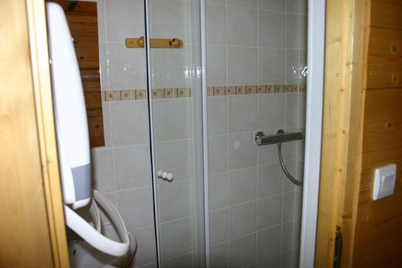 Doccia 2 Affitto Appartamento 2727 Les Saisies