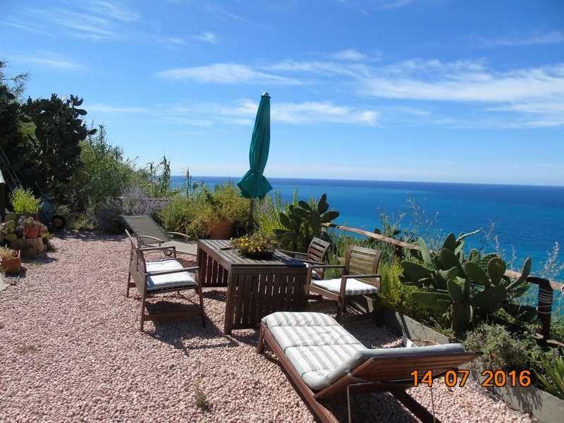Vista dal terrazzo Affitto Appartamento 27353 Bonassola