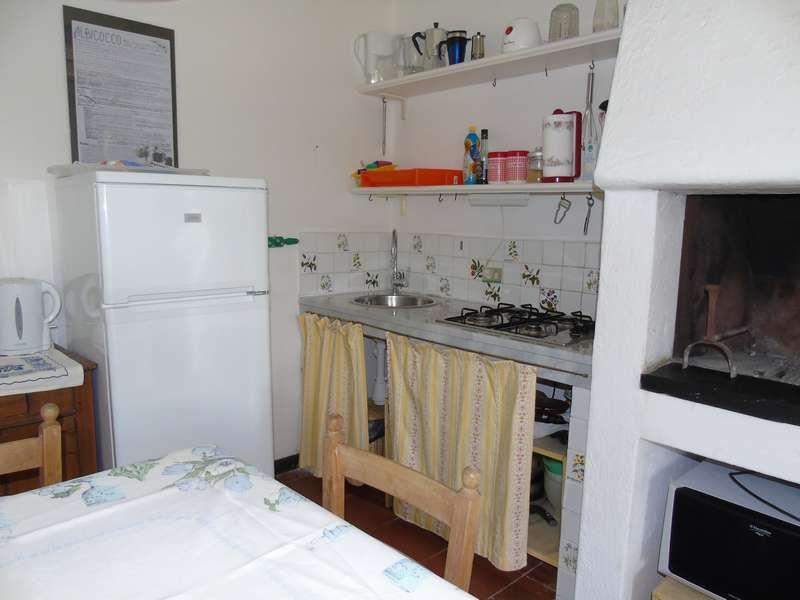 Angolo cottura Affitto Appartamento 27353 Bonassola