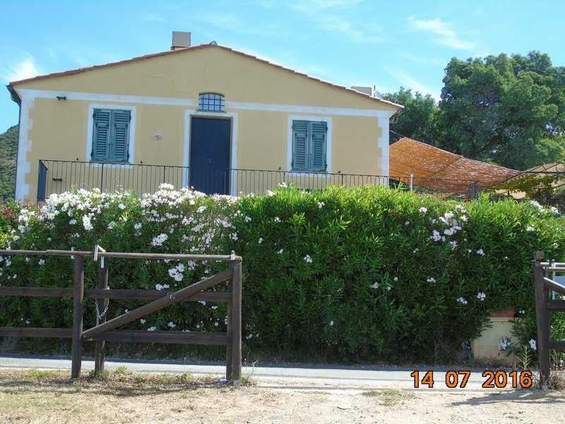 Vista dalla casa vacanze Affitto Appartamento 27353 Bonassola