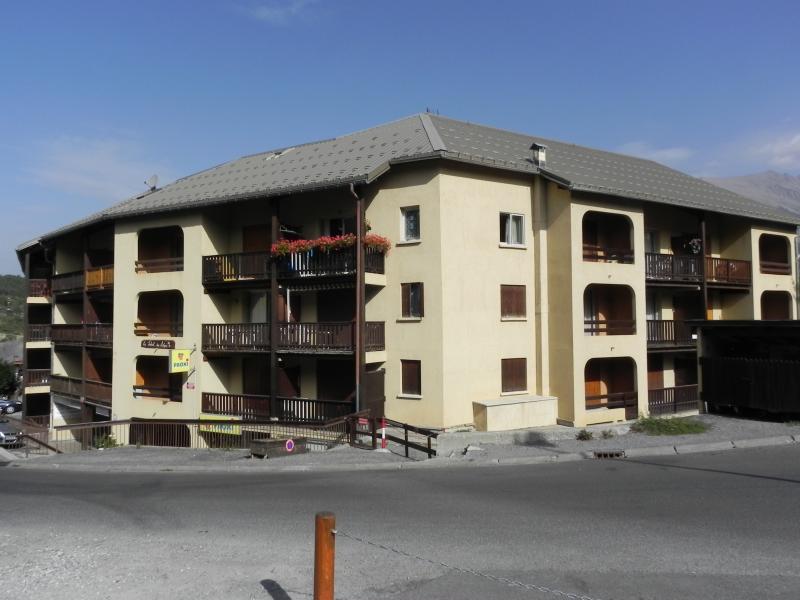 Vista esterna della casa vacanze Affitto Monolocale 2795 Le Sauze