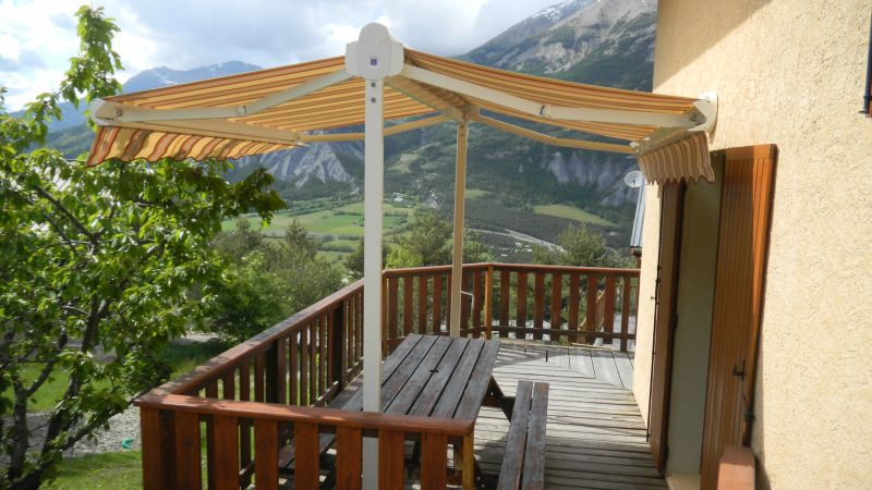 Terrazzo Affitto Chalet 2797 Barcelonnette