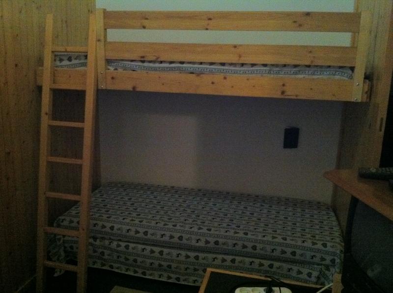Zona notte cabina Affitto Appartamento 28016 Les Arcs