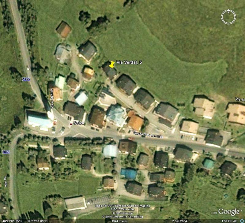 Affitto Appartamento 28148 Selva di Cadore