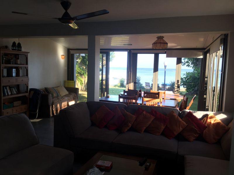 Veranda Affitto Bungalow 28556 Trou-aux-biches