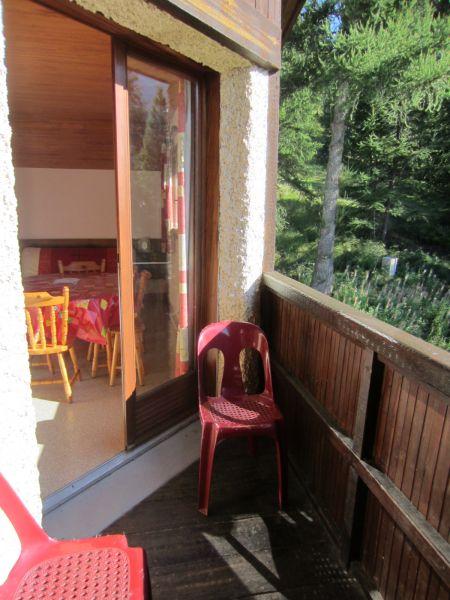 Balcone Affitto Appartamento 28630 Les Orres