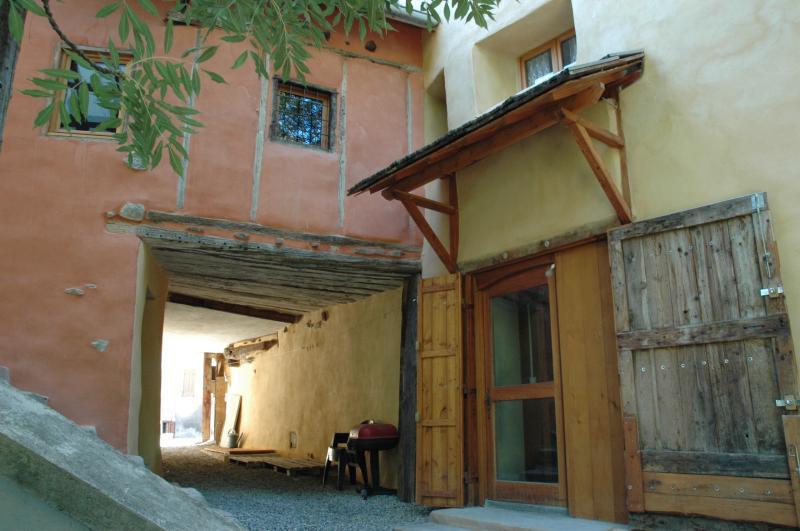 Vista esterna della casa vacanze Affitto Appartamento 2888 Serre Chevalier