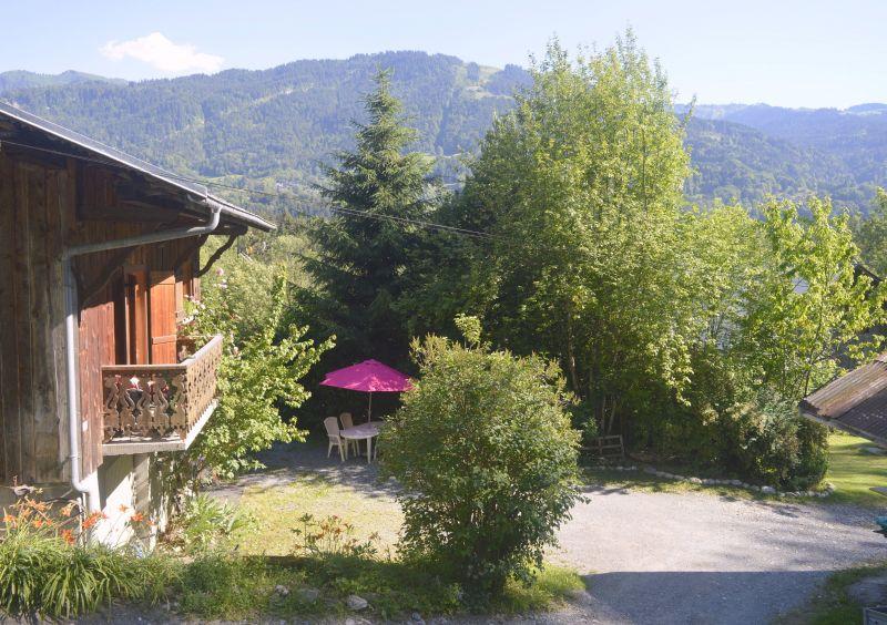 Vista esterna della casa vacanze Affitto Appartamento 28936 Samoëns