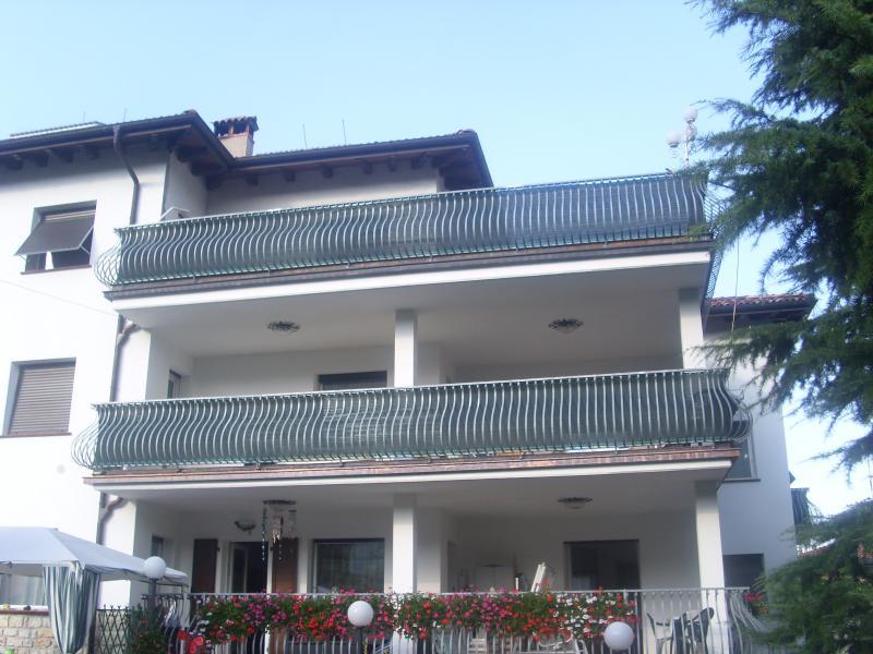 Vista esterna della casa vacanze Affitto Appartamento 29212 Riva del Garda